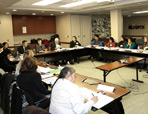 Thumbnail - clicking will open full size image - Tribal Leaders Diabetes Committee Meeting