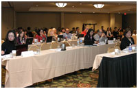 Thumbnail - clicking will open full size image - Attendees at the National Tribal Budget Formulation Meeting