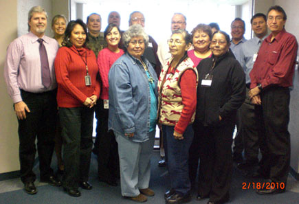 Direct Service Tribes Advisory Committee Members