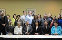 Tribal Consultation meeting with Bemidji Area Tribes
