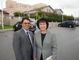Alaska Native Medical Center, with Chris Mandregan, IHS Area Director