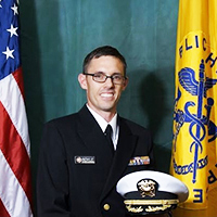 Cmdr. Robert Boyle, PharmD, clinical pharmacist, Salt River Integrated Health Care