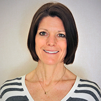 Jill Andersen, MPT, NBC-HWC, physical therapist for IHS Red Lake Hospital