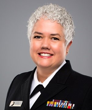 Capt. Tarri Randall, Acting Director of Physical Therapy, Whiteriver Indian Hospital