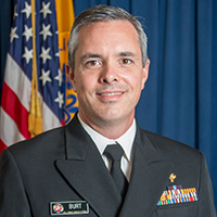 Cdr. Brian Burt, PA-C, Phoenix Indian Medical Center, Department of Surgery, Indian Health Service