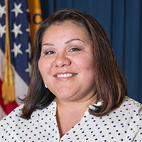 Deanna Dick, Acting CEO, Phoenix Indian Medical Center