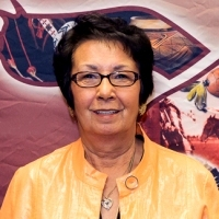 Georgianna Old Elk, Acting Program Coordinator for CHRs