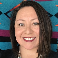 Kelli Begay, MS, MBA, RDN, Nutrition Consultant, Division of Diabetes Treatment and Prevention, IHS