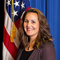 Lisa Gyorda, Acting Director, Office of Human Resources
