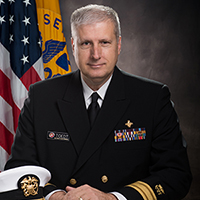 Rear Adm. Michael Toedt, M.D., F.A.A.F.P. Assistant Surgeon General, USPHS, Chief Medical Officer