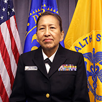 CAPT Nancy Bill, Principal Injury Prevention Program Consultant, Indian Health Service