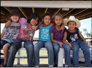 Let's Move! in Indian Country works to prevent childhood obesity in American  Indian and Alaska Native children.