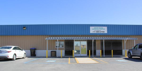 Colorado River Service Unit Healthcare Facilities