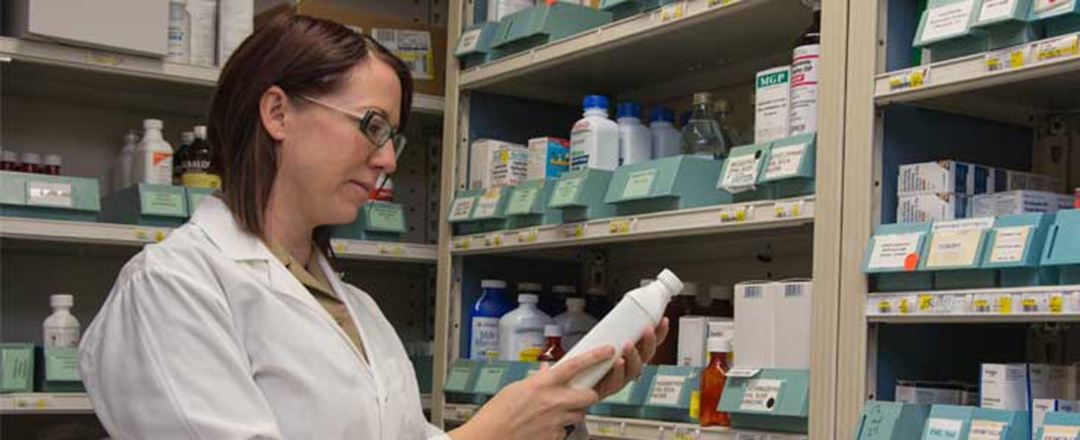 PIMC Pharmacist reviews drug information