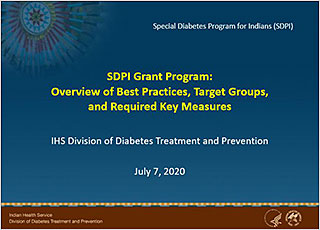 Video thumbnail of SDPI Diabetes Best Practices and Target Group