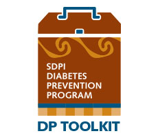 SDPI Diabetes Prevention Program DP Toolkit