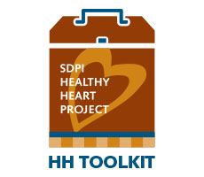 SDPI Healthy Heart Project HH Toolkit